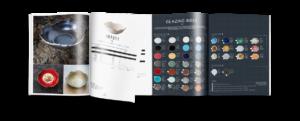 Studio RAW Brochure Customize your tableware